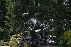 Brunnen im Vogelpark Walsrode #2