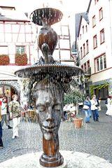 Brunnen in Bernkastel-Kues
