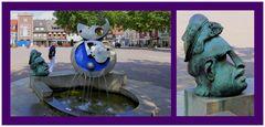 Brunnen in Borken/Westfalen