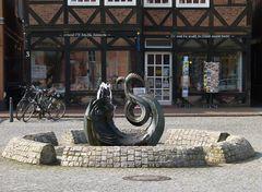 Brunnen in Hitzacker