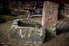 Brunnen in Seewald-Göttelfingen