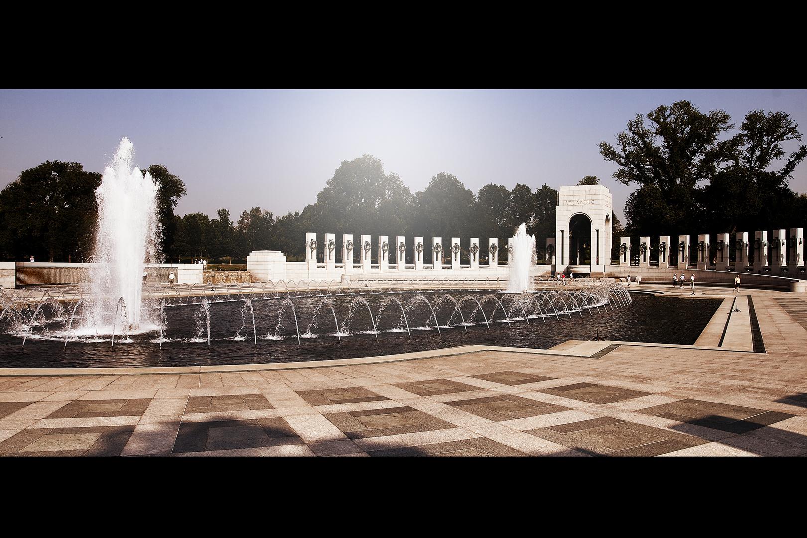 Brunnen in Washington