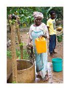 Brunnenarbeit