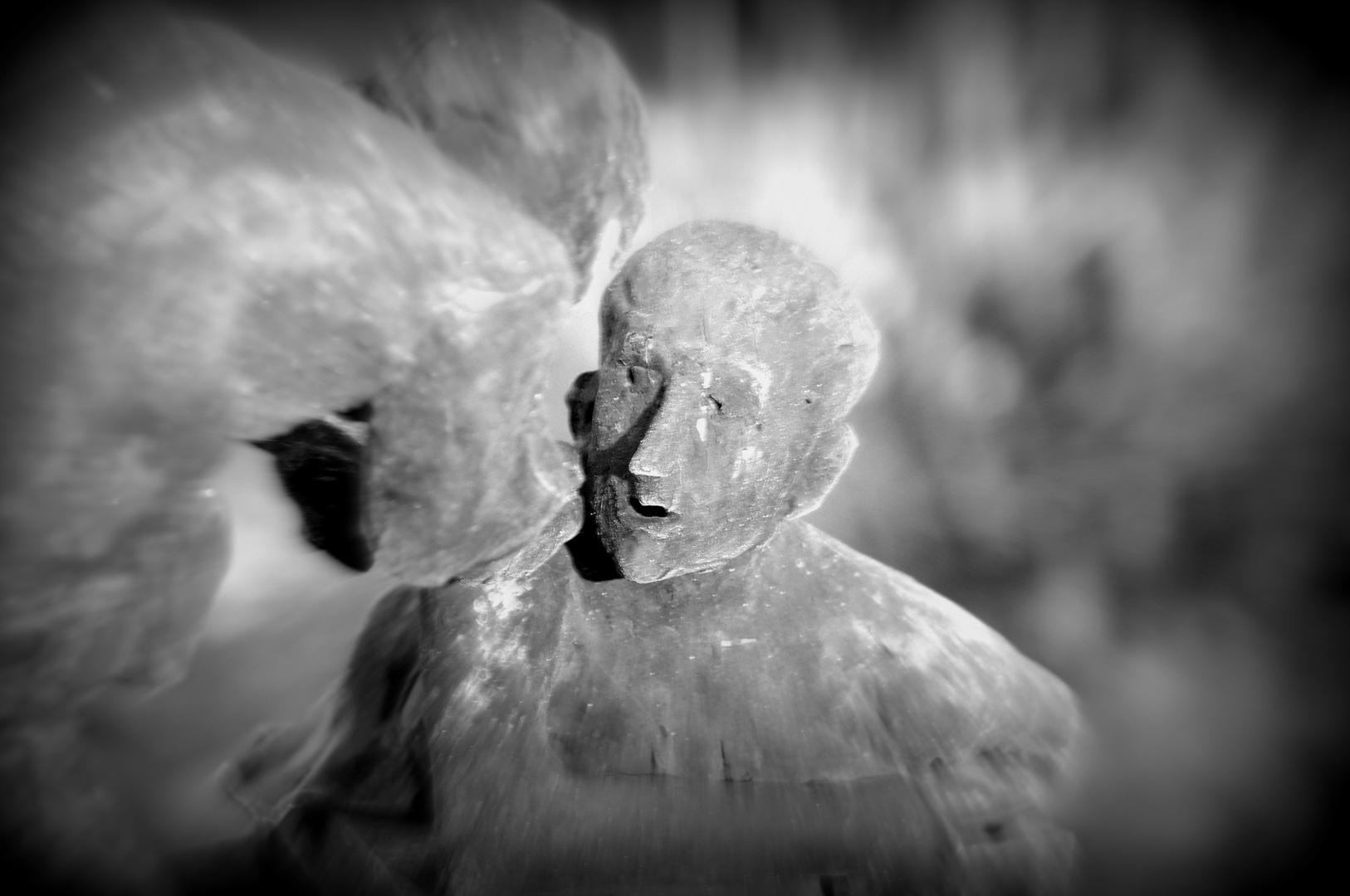 Brunnenfigur 1 von Karin Bohrmann