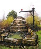 Brunnenpumpe - Pumpenbrunnen