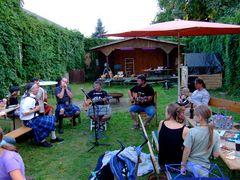 °°°Bruno und Andrea haben geladen - Zum Musikfest im ehemaligen °°°