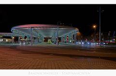 "Brunswick "" Busbahnhof Braunschweig... """