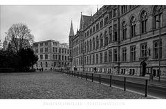 """Brunswicker - Impressionen """" entlang, des Neuen Rathauses """""""