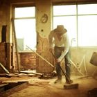 Brush dust