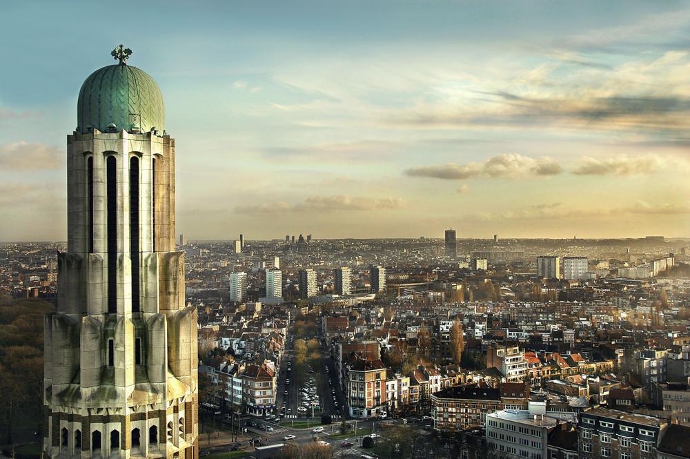 Bruxelles à vos pieds.