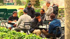 Bryant Park Chess