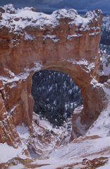 Bryce Canyon: Felsenbrücke