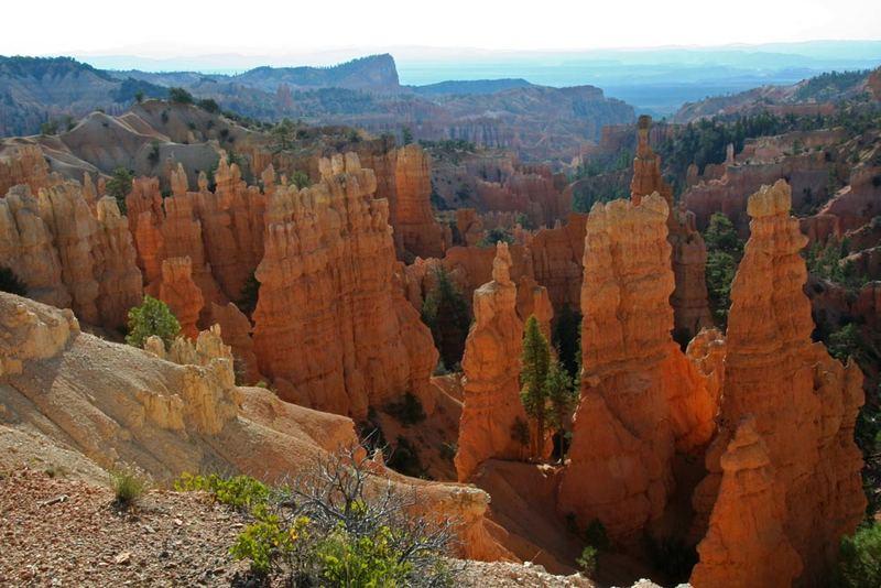 Bryce Canyon - Glowing Hoodoos