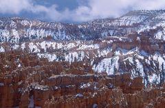 Bryce Canyon im Schnee
