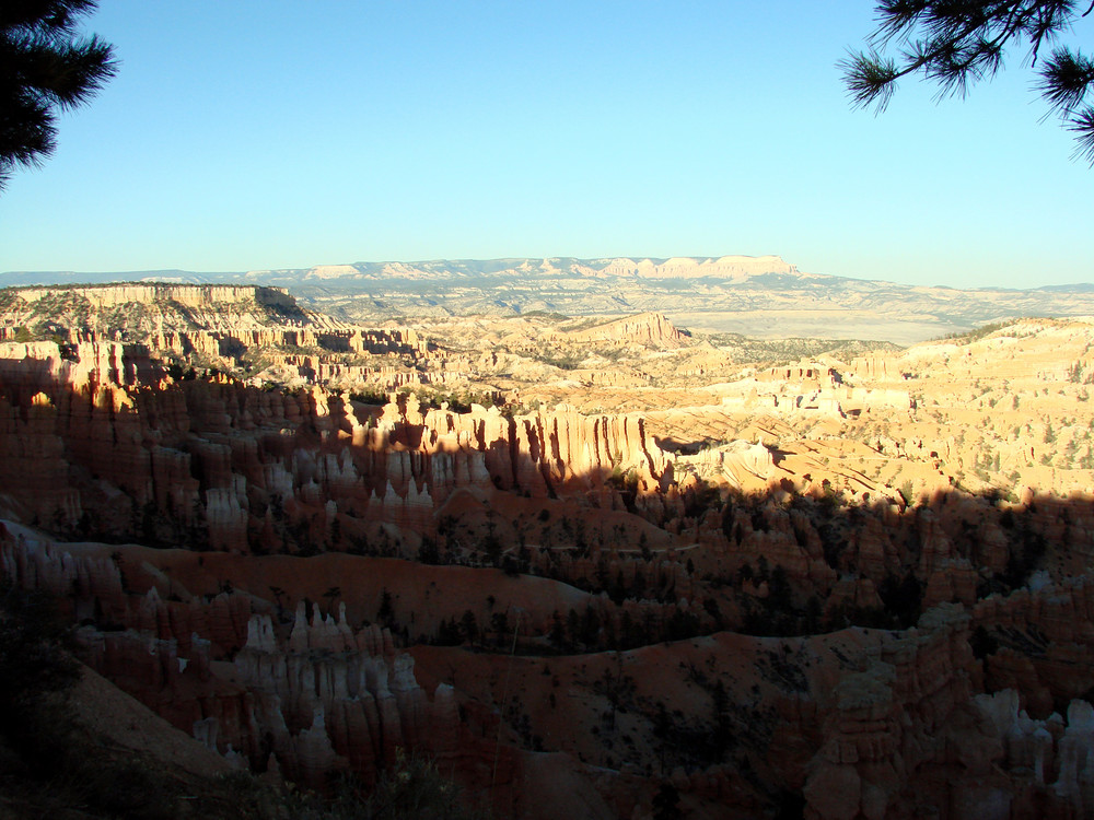 Bryce Canyon - The Beginnig