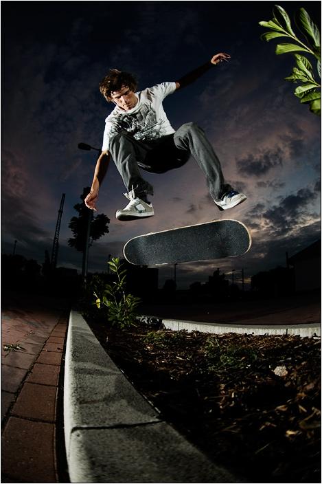 bs kickflip