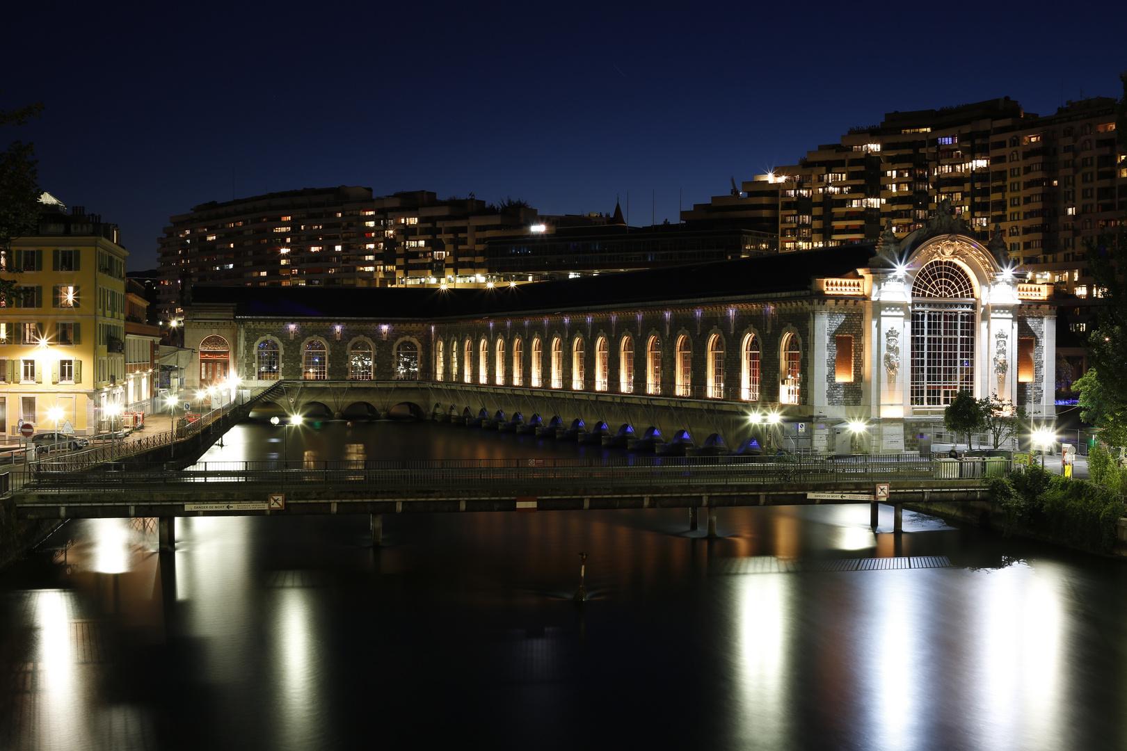 Bâtiment des Forces Motrices Genève