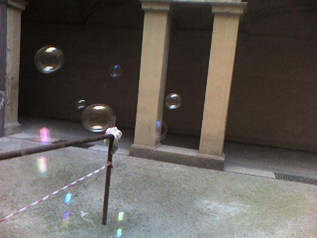 bubble bubble mubble