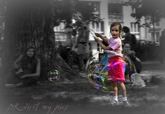 Bubble-Girl