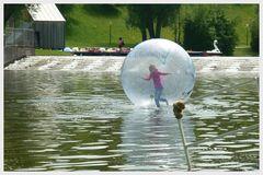 Bubble Girl