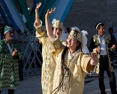 Buchara - Tanzszene