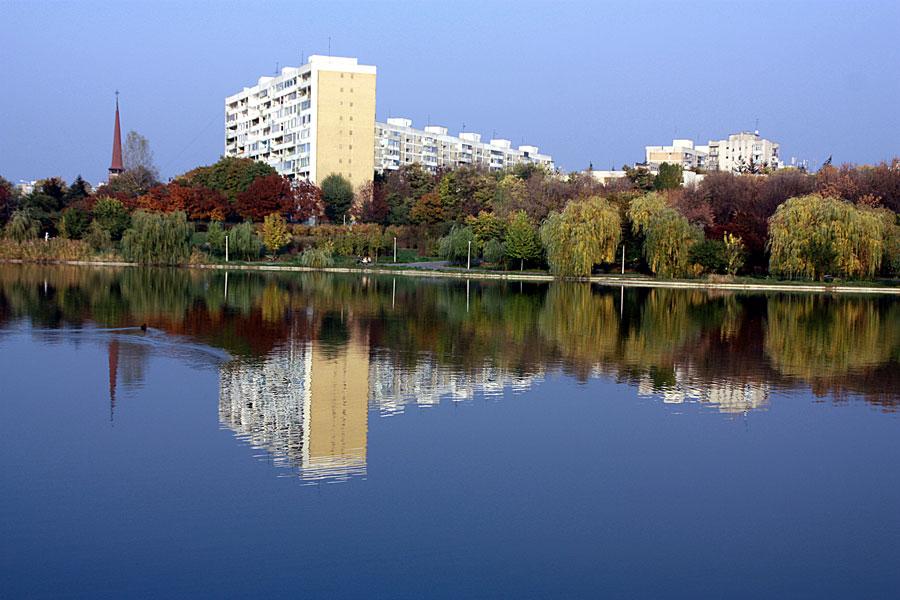 Bucharest - Le parc de Titan
