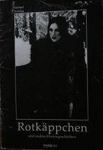 """Buchcover """"Rotkäppchen und andere Horrorgeschichten"""""""
