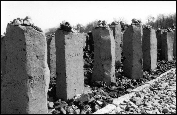 Buchenwald- Erinnerung an andere KZs