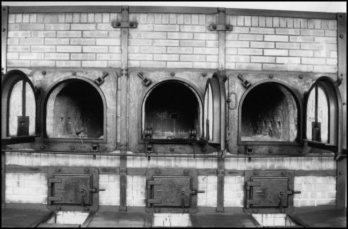 Buchenwald- Verbrennungsöfen