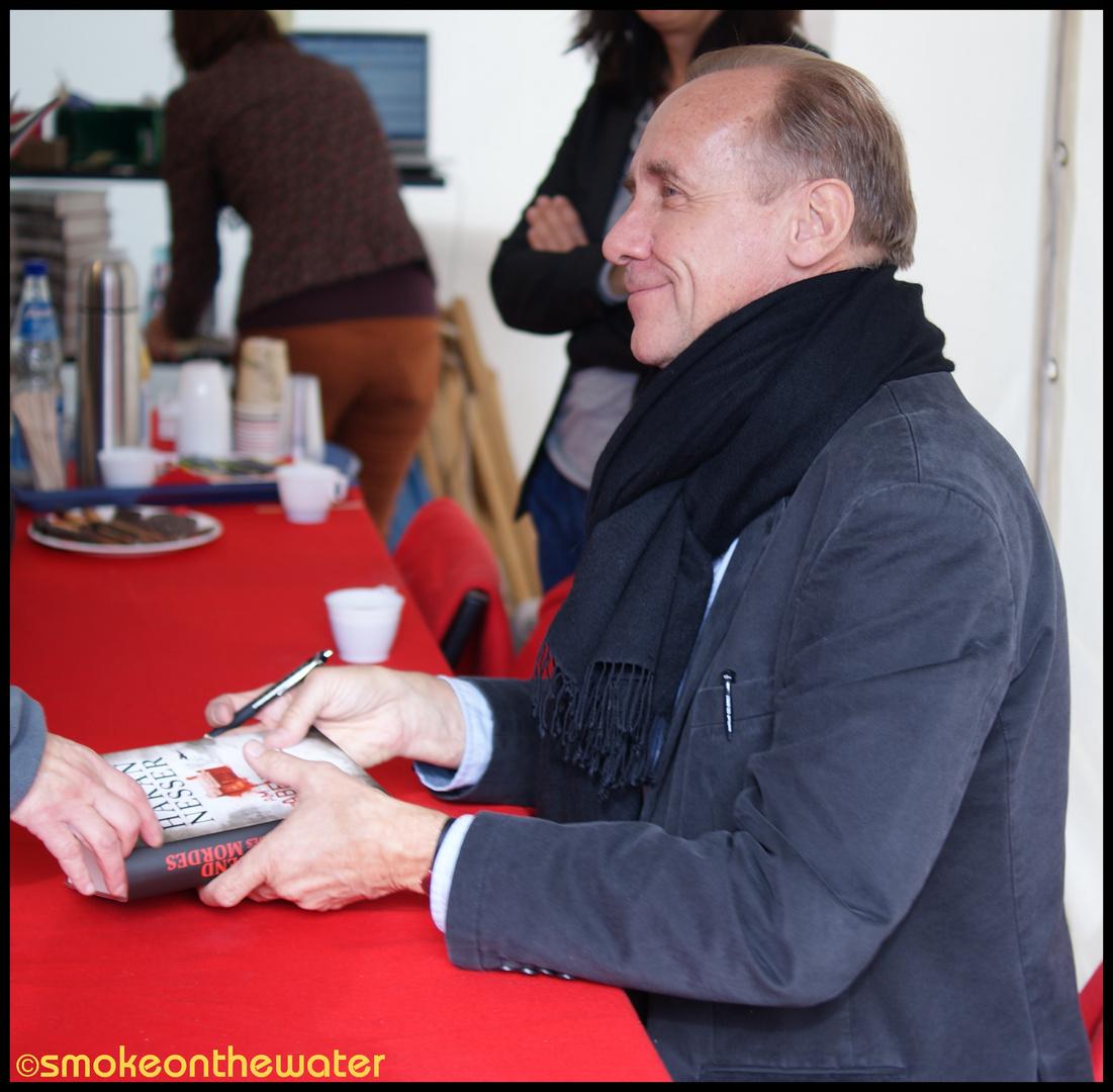 Buchmesse 2012: Håkan Nesser