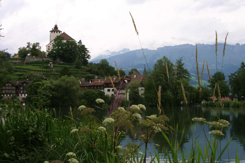 Buchs (Schweiz, Rheintal)