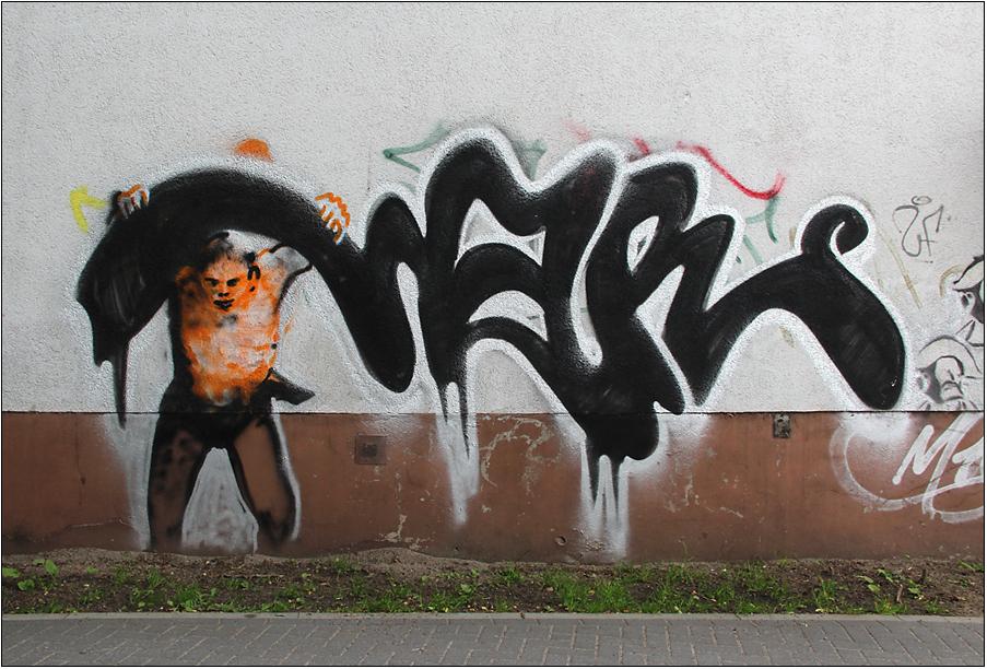 buchstabensuppe  foto  bild  streetart graffiti