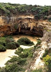 Bucht an der Great Ocean Road I