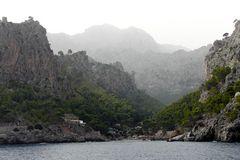 Bucht an der Nord-Westküste Mallorcas