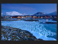Bucht der Eisschollen