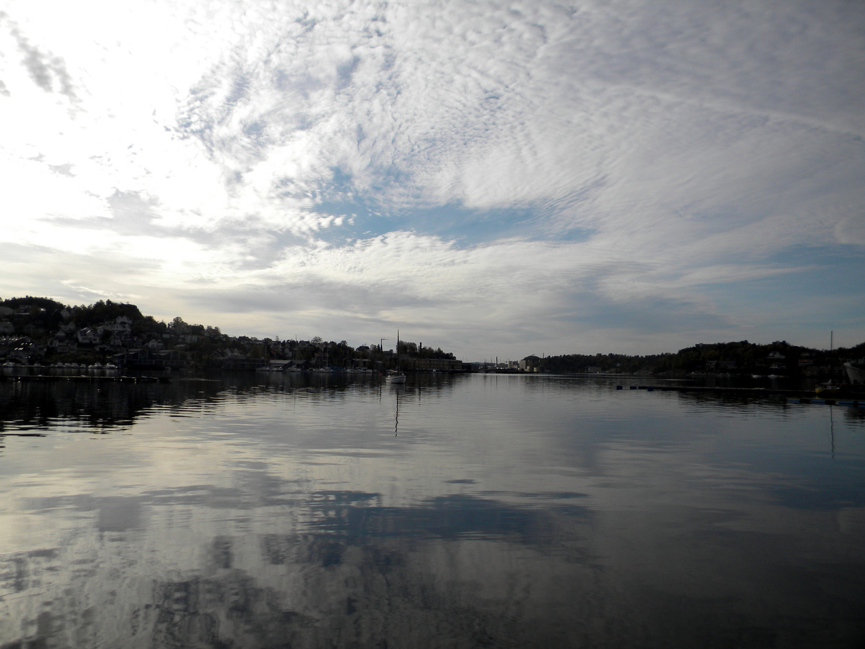 Bucht Sandefjord/Norwegen