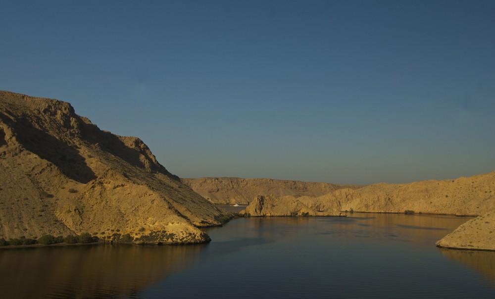 Bucht südlich von Muscat