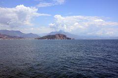 Bucht von Alanya, Türkei