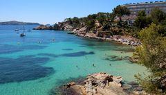 Bucht von Cala Fornells