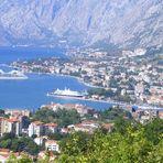 Bucht von Kotor/Montenegro