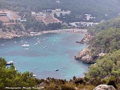 Bucht von San Miquel auf Ibiza