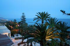Bucht von Sanremo