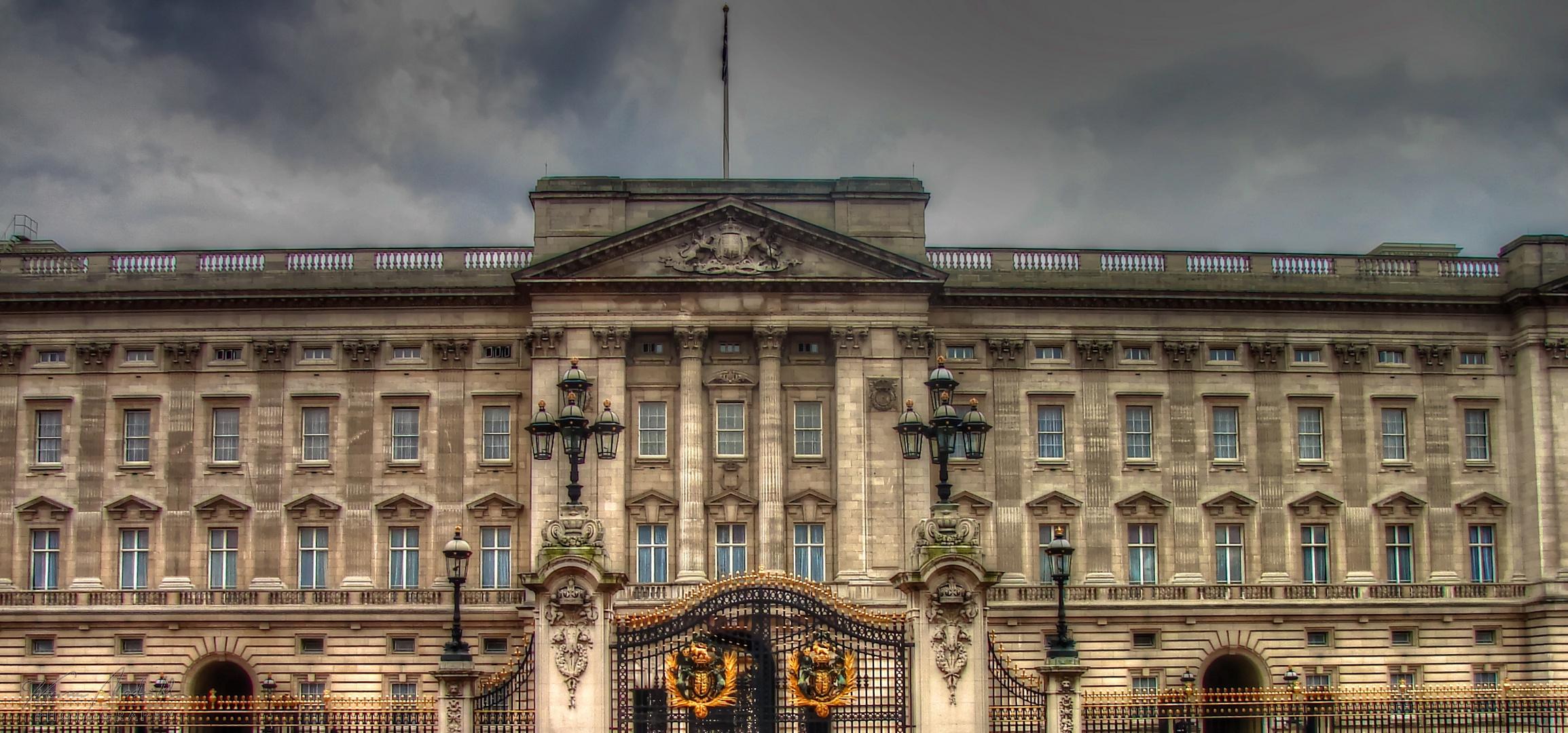 Buckingham Palace Foto & Bild   architektur ...