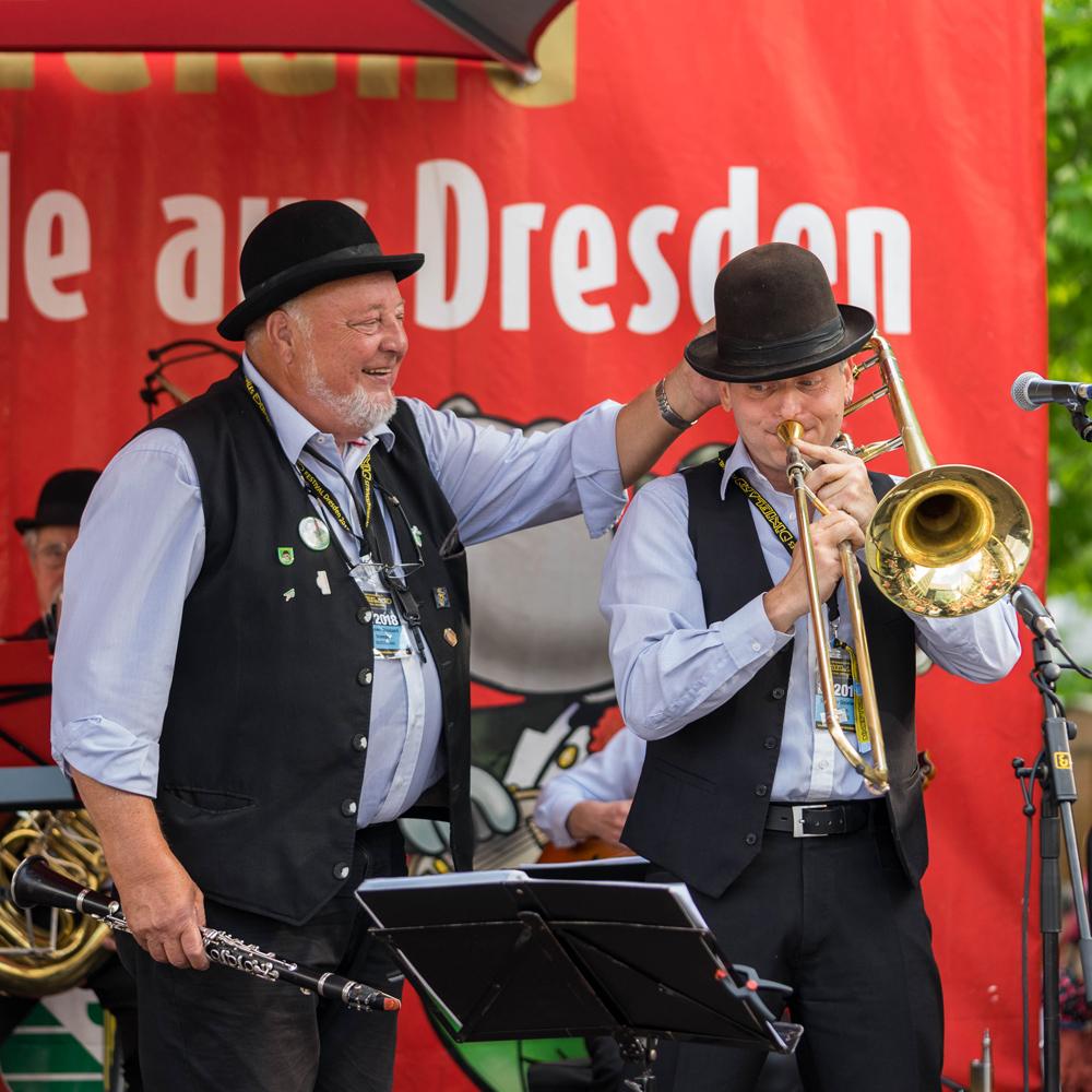 Bud Spencer Und Terence Hill Foto Bild Jazz World Dresden