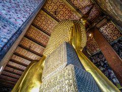 Buda reclinado