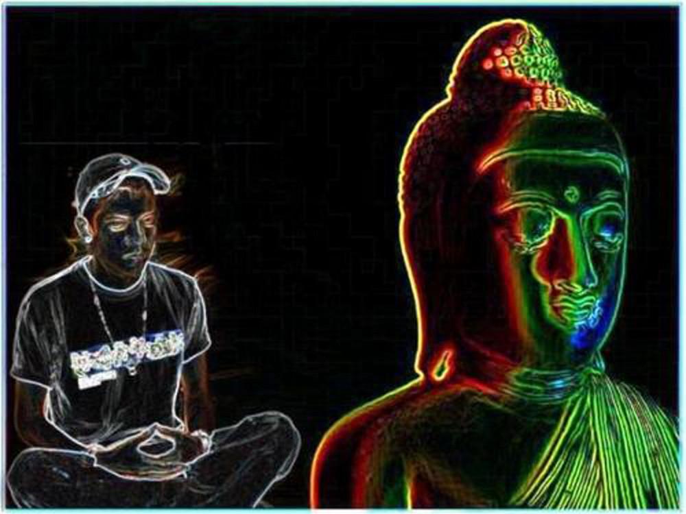 Buda y yo