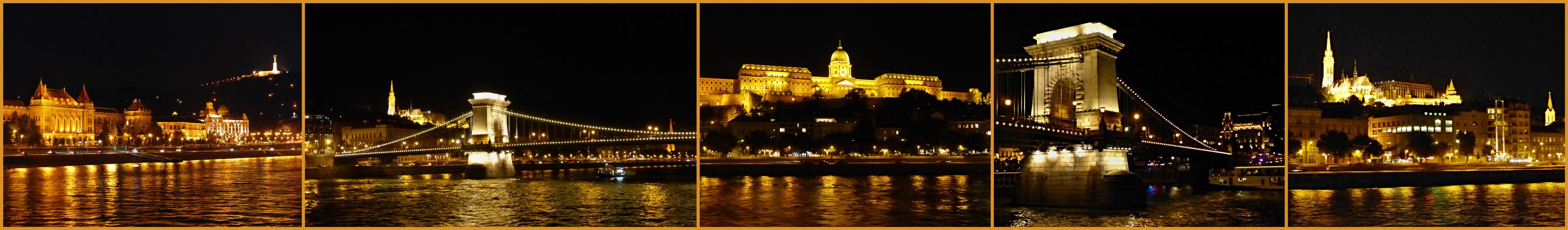 Budapest bei Nacht (2)