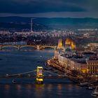 Budapest Blue Hours