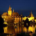 Budapest Burg Vajdahunyad 2