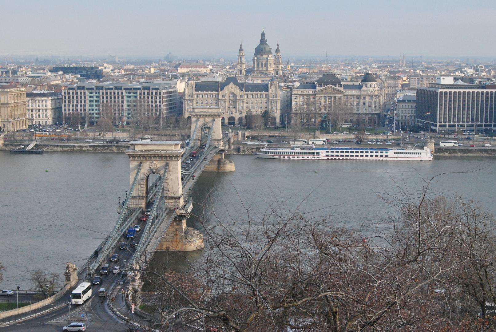Budapest - città bellisssima.